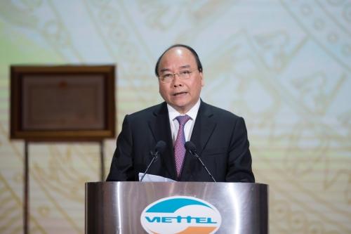 Tập đoàn Viettel vinh dự nhận Huân chương Độc lập hạng Nhất