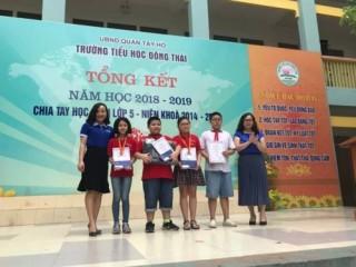 NCB đồng hành cùng cuộc thi Olympic tiếng Anh trên internet