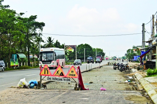 TP.HCM: Nhiều dự án giao thông sẽ được đầu tư bằng ngân sách