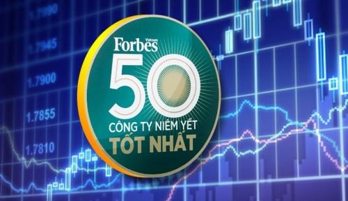 Công bố danh sách 50 công ty niêm yết tốt nhất năm 2019