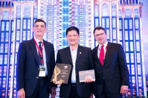 Phuc Khang Corporation nằm trong Top 10 nhà phát triển BĐS hàng đầu Việt Nam