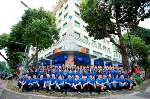 Cán bộ nhân viên đồng lòng cùng NCB tăng vốn