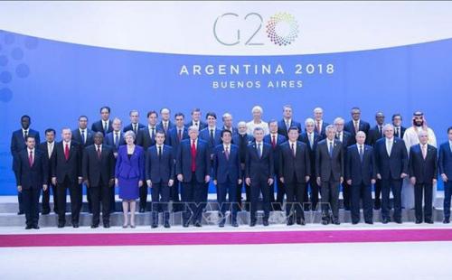 Căng thẳng thương mại sẽ là tâm điểm của Hội nghị G20