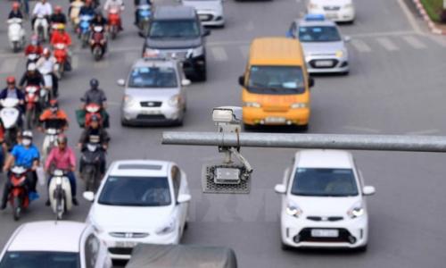 Tăng cường răn đe vi phạm giao thông
