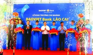 BAOVIET Bank: Không ngừng mở rộng mạng lưới, tăng ưu đãi khách hàng