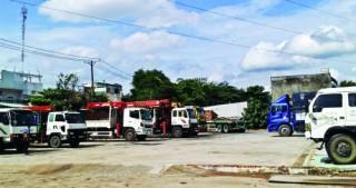 Thiếu bãi đậu xe, doanh nghiệp kêu cứu