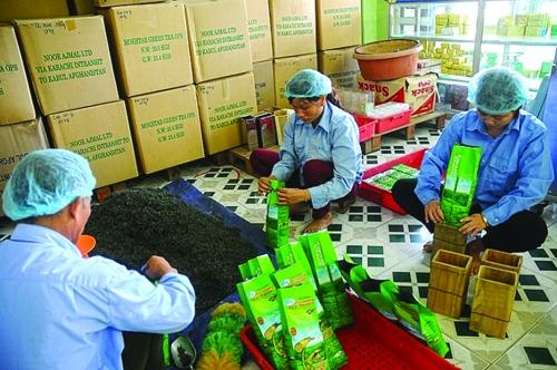 Nông sản Việt gia tăng xuất khẩu