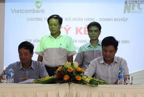 Kết nối Ngân hàng - Doanh nghiệp tại Nam Định: Thêm 2 hợp đồng tín dụng được ký kết