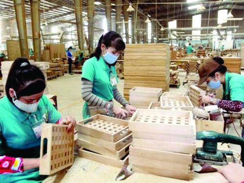 Doanh nghiệp gỗ Việt phải chủ động hơn nữa