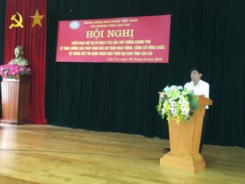 Lào Cai: Tăng cường các giải pháp củng cố hệ thống QTDND
