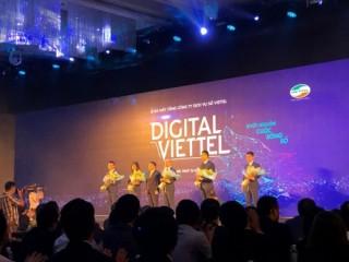 Ra mắt Tổng công ty Dịch vụ số Viettel: Mục tiêu đạt 26 triệu khách hàng vào 2025