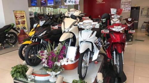 Doanh nghiệp xe máy khai thác tốt thị trường
