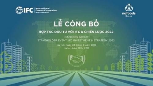 IFC hỗ trợ Nafoods cải thiện tính bền vững và cạnh tranh