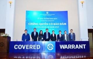 Chứng quyền có bảo đảm lần đầu ra mắt tại Việt Nam