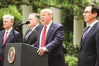 Căng thẳng Mỹ - Trung: Sang trang mới