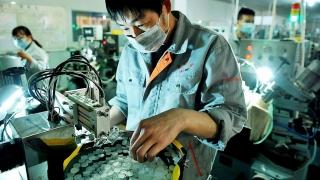 Hoạt động sản xuất ở Trung Quốc vẫn ảm đạm