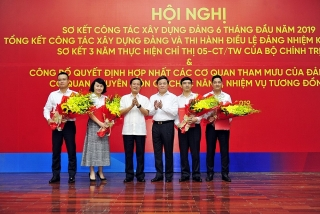 Hợp nhất cơ quan tham mưu giúp việc của Đảng ủy với chuyên môn: VietinBank đạt kết quả tích cực