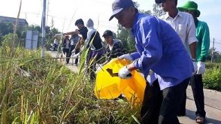 Hưởng ứng Ngày Môi trường thế giới: Hành động vì thiên nhiên