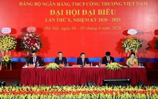 VietinBank: Tổ chức Đại hội đại biểu Đảng bộ lần thứ Xnhiệm kỳ 2020 – 2025