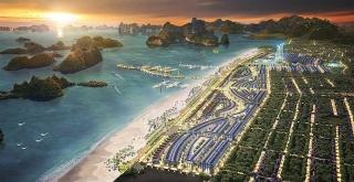 Bùng nổ giao dịch tại lễ mở bán dự án đất nền mặt biển Green Dragon City