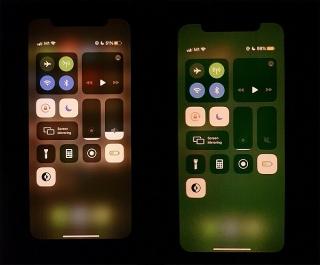 Nhiều iPhone gặp lỗi xanh màn hình