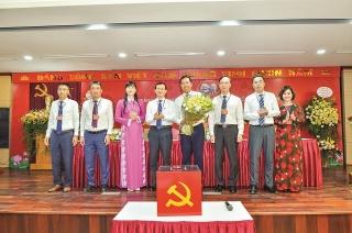 Đại hội Đảng bộ CIC: Không ngừng đổi mới, nâng cao chất lượng