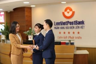 LienVietPostBank sẽ niêm yết trên sàn HOSE, chia cổ tức bằng cổ phiếu