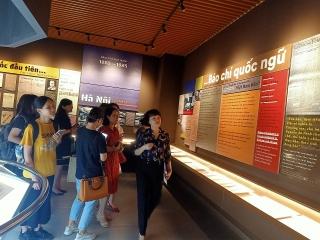 Sắp khai trương Bảo tàng Báo chí Việt Nam
