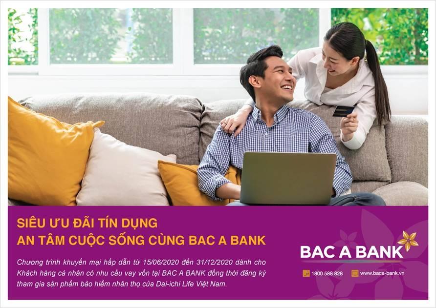 sieu uu dai tin dung an tam cuoc song cung bac a bank