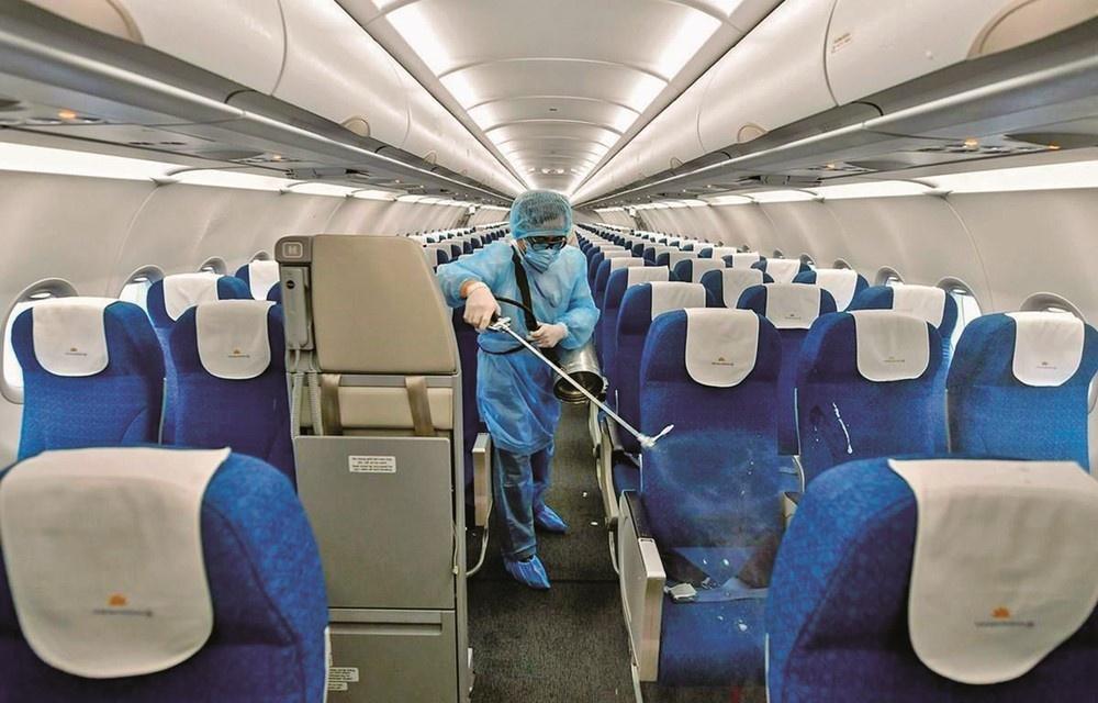 de vietnam airlines vung vang cat canh