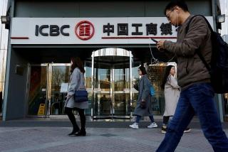 Các ngân hàng Trung Quốc: Giữ trần lợi nhuận ở mức một con số