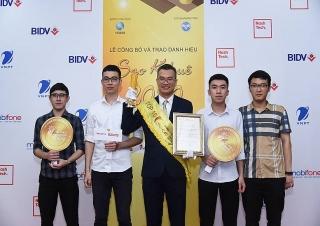 SAVIS LGSP 2.0 giành Top 10 Sao Khuê 2020