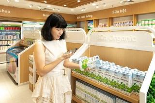 Vinamilk 8 năm liên tiếp là thương hiệu được người tiêu dùng Việt Nam chọn mua nhiều nhất