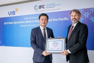 VIB được IFC vinh danh về nghiệp vụ tài trợ thương mại