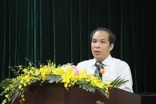 Đại hội Chi bộ Vụ Tín dụng các ngành kinh tế nhiệm kỳ 2020-2022 thành công tốt đẹp