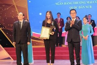 NCB lọt Top 10 tổ chức tài chính tiêu biểu châu Á – Thái Bình Dương