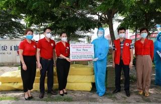 Gần 2 tỷ đồng từ Quỹ Hành Trình Xanh và NCB hỗ trợ Bắc Giang và Bắc Ninh