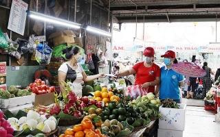 Tăng cường kiểm soát và xử phạm vi phạm phòng chống dịch ở các chợ
