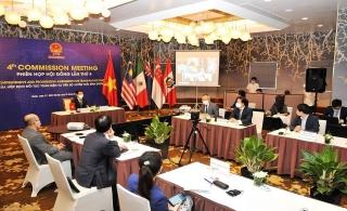 Việt Nam đóng góp nhiều ý kiến hữu ích vào Hội đồng CPTPP lần thứ tư
