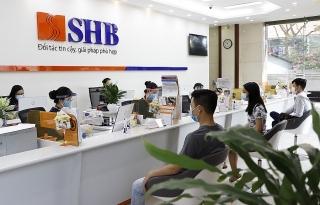 SHB không giới hạn hạn mức giao dịch và miễn phí chuyển tiền ủng hộQuỹ vắc-xin phòng, chống COVID-19