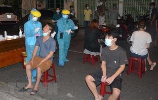 Sáng 6/6, Việt Nam có 39 ca mắc mới tại Bắc Giang, Bắc Ninh và TP.HCM