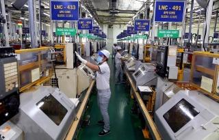 Nhiều biện pháp để tăng trưởng sản xuất công nghiệp