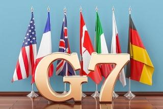 G7 ủng hộ thuế doanh nghiệp toàn cầu