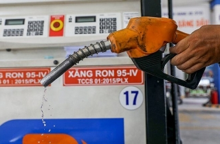 Giá xăng dầu lại đồng loạt tăng từ 15h hôm nay (11/6)