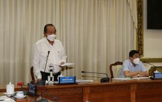 TP.Hồ Chí Minh kéo dài thời gian giãn cách xã hội thêm 2 tuần