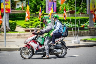 Gojek tặng các chuyến xe miễn phí đi tiêm vaccine tại TP. Hồ Chí Minh