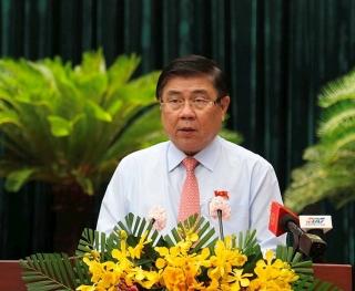 Ông Nguyễn Thành Phong tái đắc cử Chủ tịch UBND TP.Hồ Chí Minh
