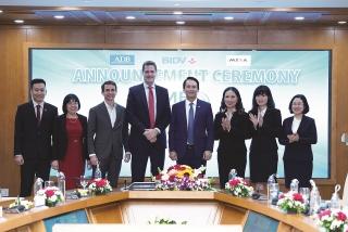 """BIDV - """"Ngân hàng doanh nghiệp nhỏ và vừa tốt nhất Đông Nam Á"""""""