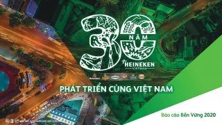 Heineken bước tiếp trên hành trình Vì một Việt Nam tốt đẹp hơn