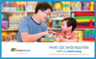 VietinAviva ra mắt sản phẩm Phát Lộc Khôi Nguyên